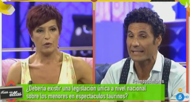 Respuesta al torero Óscar Higares