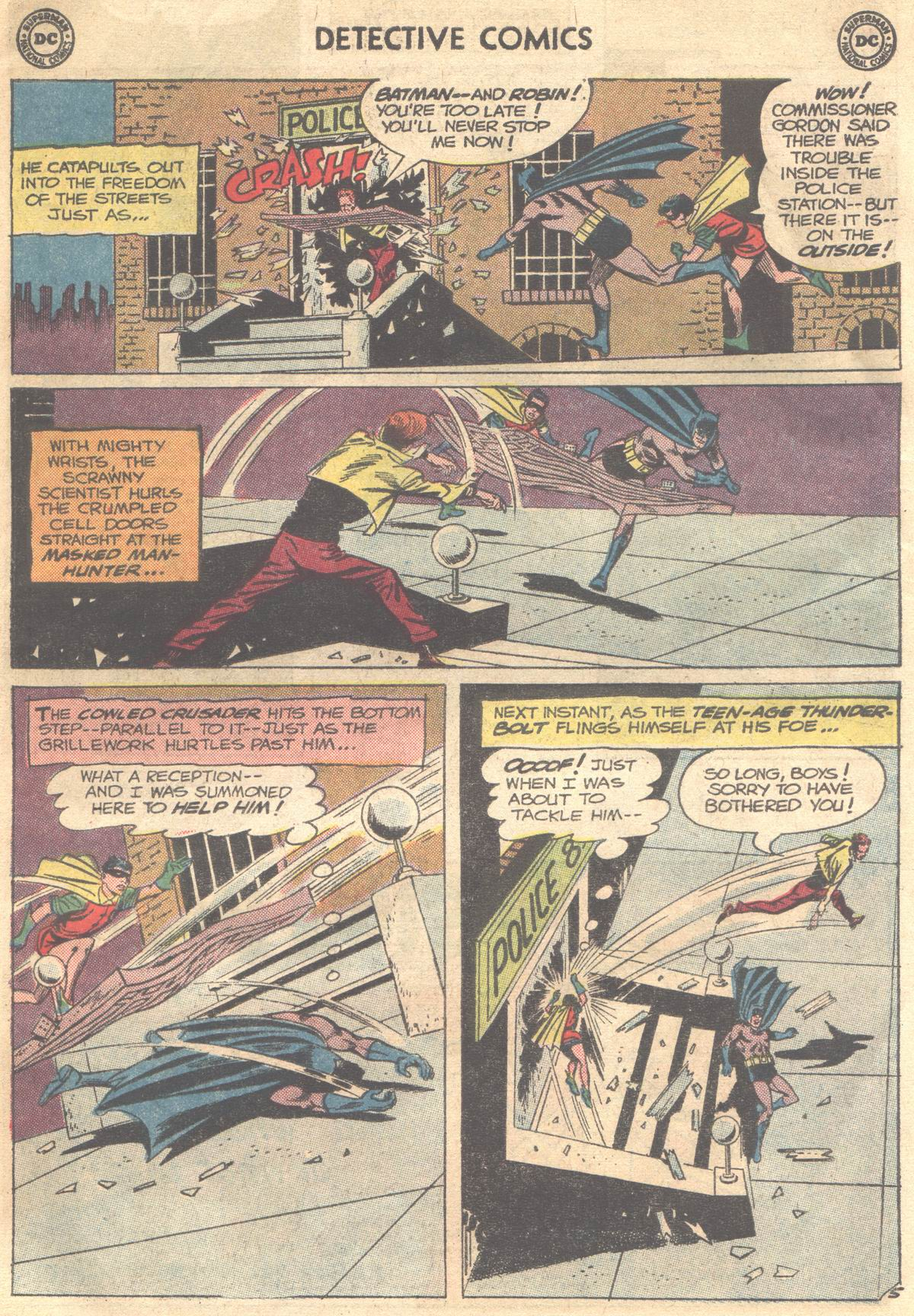 Detective Comics (1937) 339 Page 6