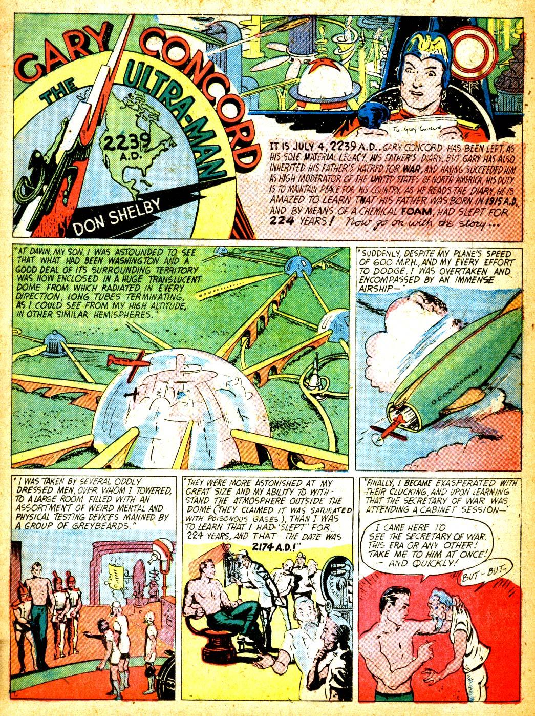 Read online All-American Comics (1939) comic -  Issue #9 - 3