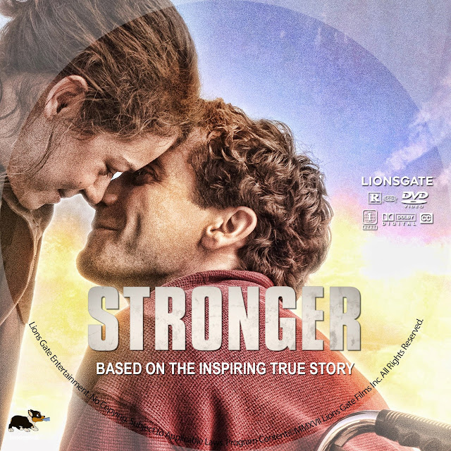 Stronger DVD Label