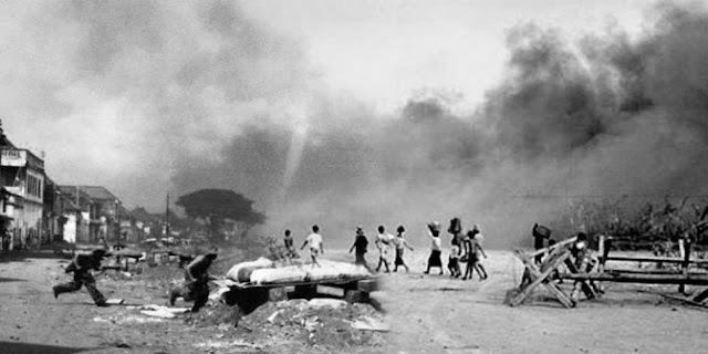 Sejarah Peristiwa Bandung Lautan Api 24 Maret 1946