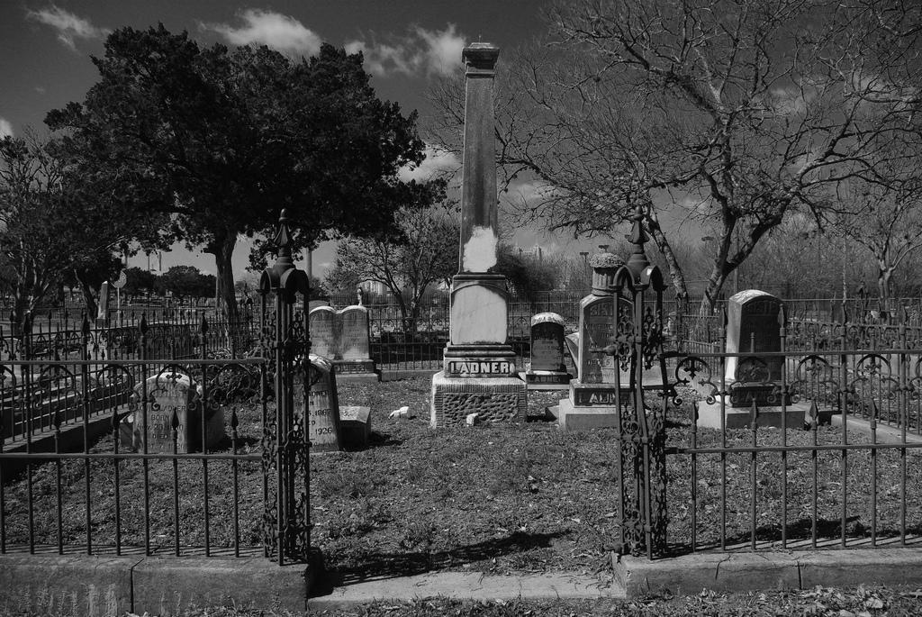 Lições de um cemitério antigo