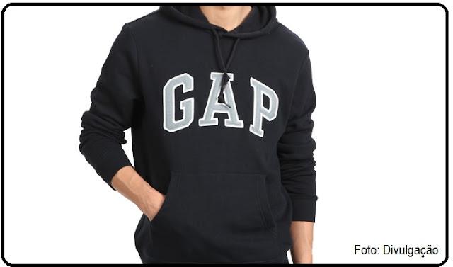 """Acontece que alguém resolveu dizer que GAP significa """"Gay and Proud"""", em português - Gay e Orgulho.  Isso é o que afirma um texto compartilhado nas redes sociais."""