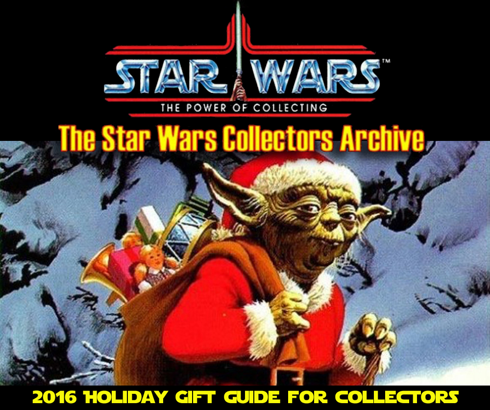 theswca blog: Gift Guide for the Vintage Star Wars Collector in Your