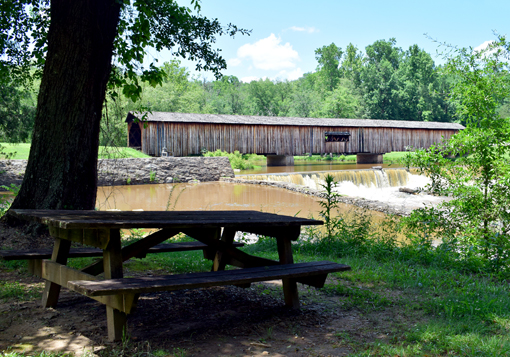 Watson Mill Bridge State Park | Photo: Travis S. Taylor