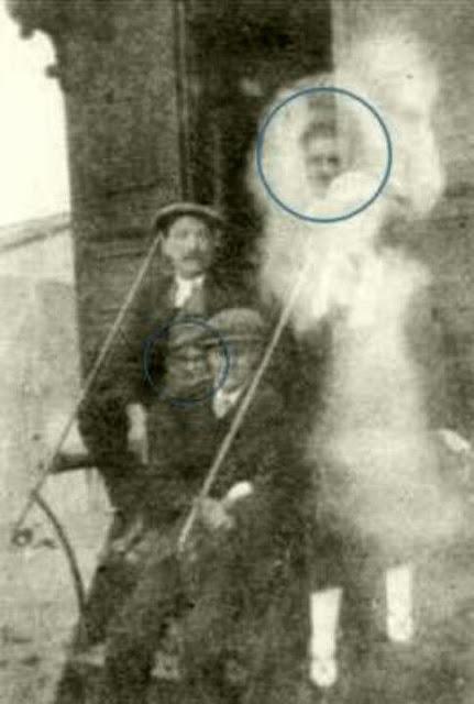 foto penampakan setan jin dan hantu paling jelas dan paling nyata