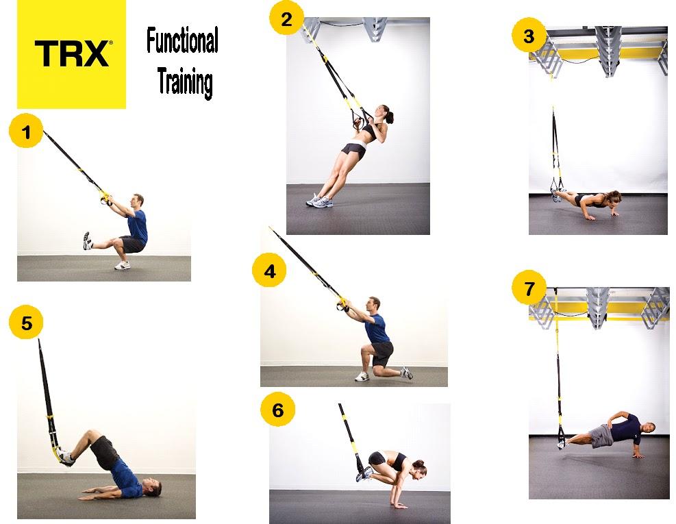 Trx ejercicios hombros
