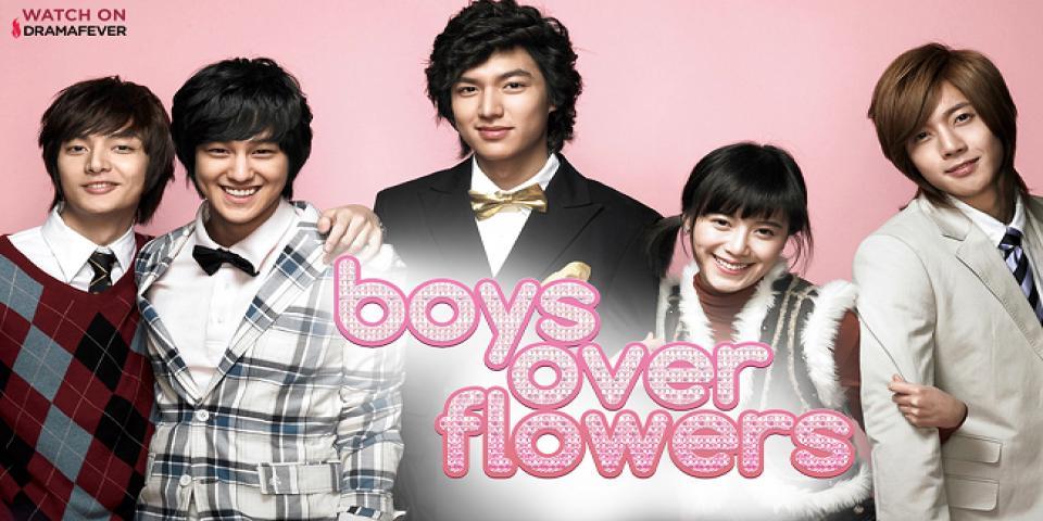 Phim Vườn Sao Băng Hoàn tất (25/25) VietSub HD | Boys Over Flowers 2009