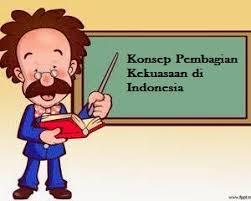 Konsep Pembagian Kekuasaan di Indonesia Beserta Penjelasannya Terlengkap