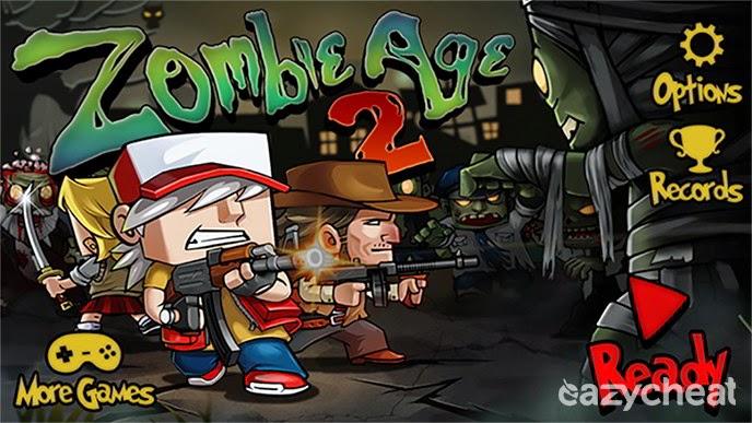 Zombie Age 2 Cheats