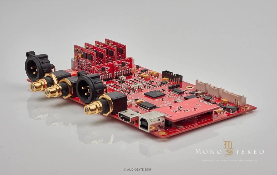 Mono and Stereo High-End Audio Magazine: New Audiobyte Hydra vox 1