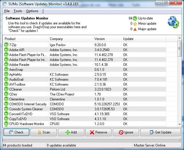 SUMo 4.0.2.270