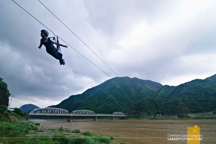 Ilocos Sur Adventure Zone Zipline