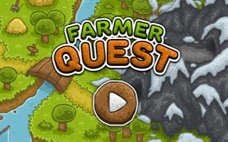 Farmer Quest Awesome Puzzle Games Online