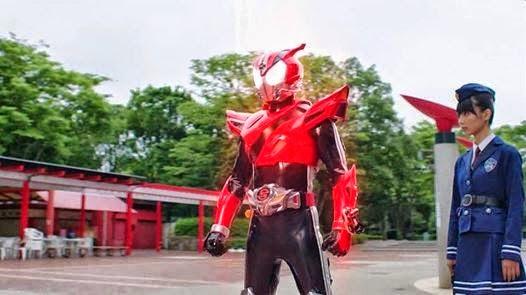 Kamen Rider Drive - Sieu Nhan Dien Chien Xa VietSub (2014)