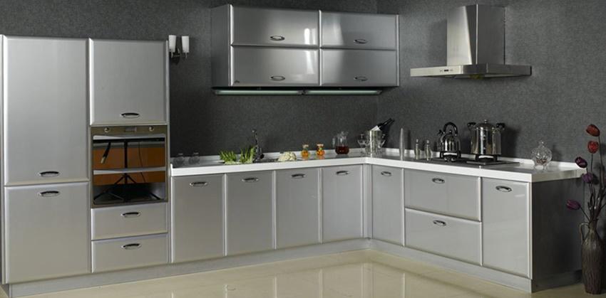 Kitchen Set Stainless 003 Pt Bumi Mataritama