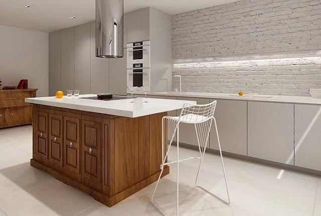 Un c ctel de estilos en la cocina cocinas con estilo - Estilos de cocinas ...