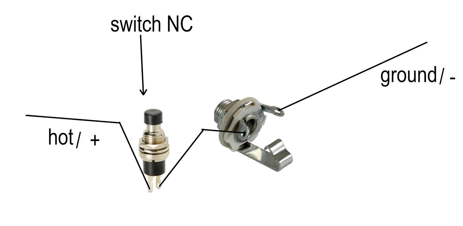 Wiring Diagram For 12v Led Vandel Latching Switch