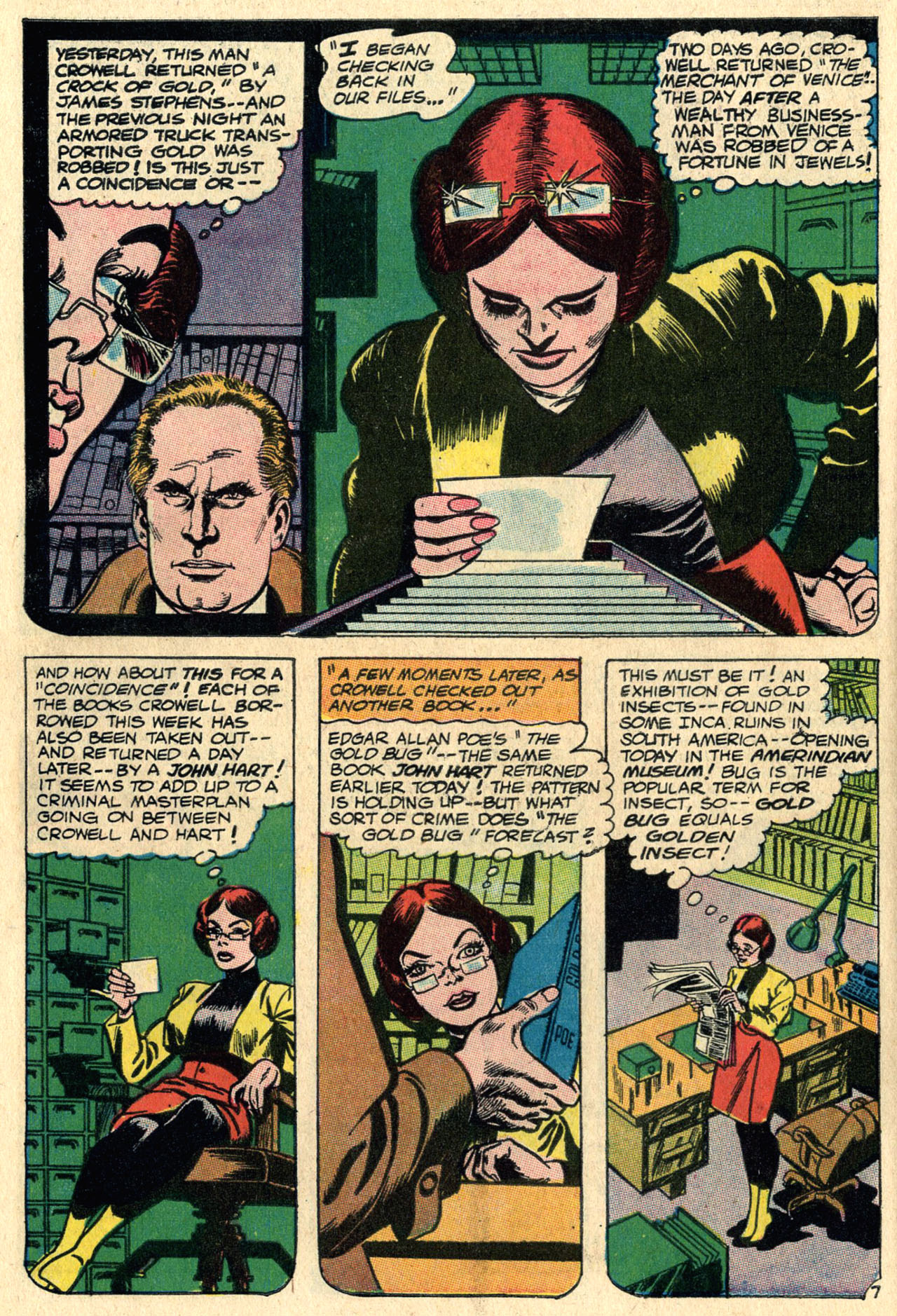 Detective Comics (1937) 363 Page 9