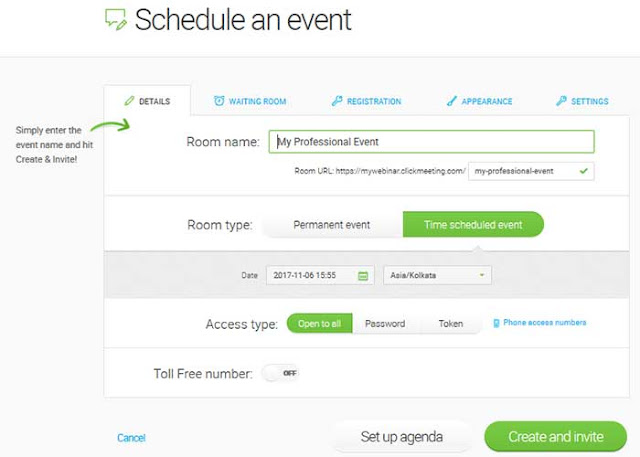 ClickMeeting Review: Best Way To Host Your First Webinar: eAskme