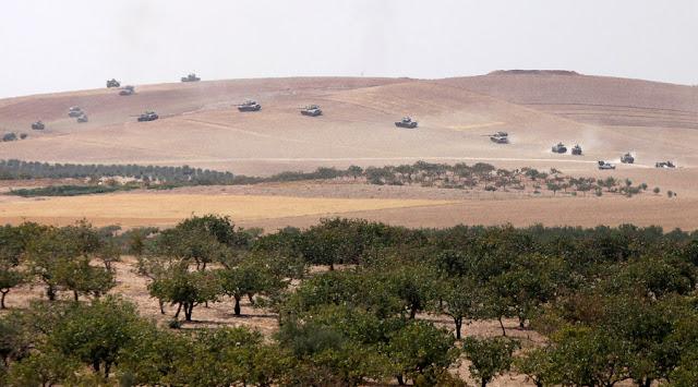 Η απογοήτευση των Κούρδων δεν κρύβεται για τις εξελίξεις…