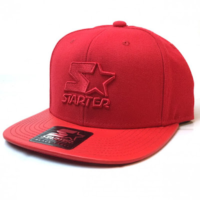Starter City Smoke Cap - Red