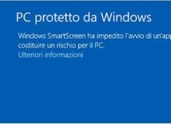 bypassare windows smartscreen