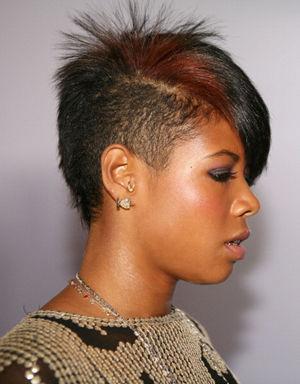 Terrific Shaved Hairstyle Trend Hip Hop Fashion Evolutionx Short Hairstyles Gunalazisus