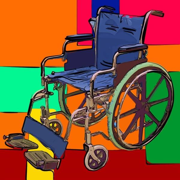 La cadira (Esmeralda Vallverdú)