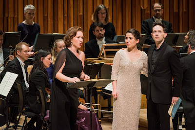 Handel: Rinaldo - Sasha Cooke, Joelle Harvey, Iestyn Davies - The English Concert (Photo Robert Workman)