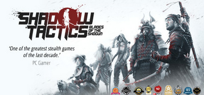 Shadow Tactics Blades of the Shogun-GOG
