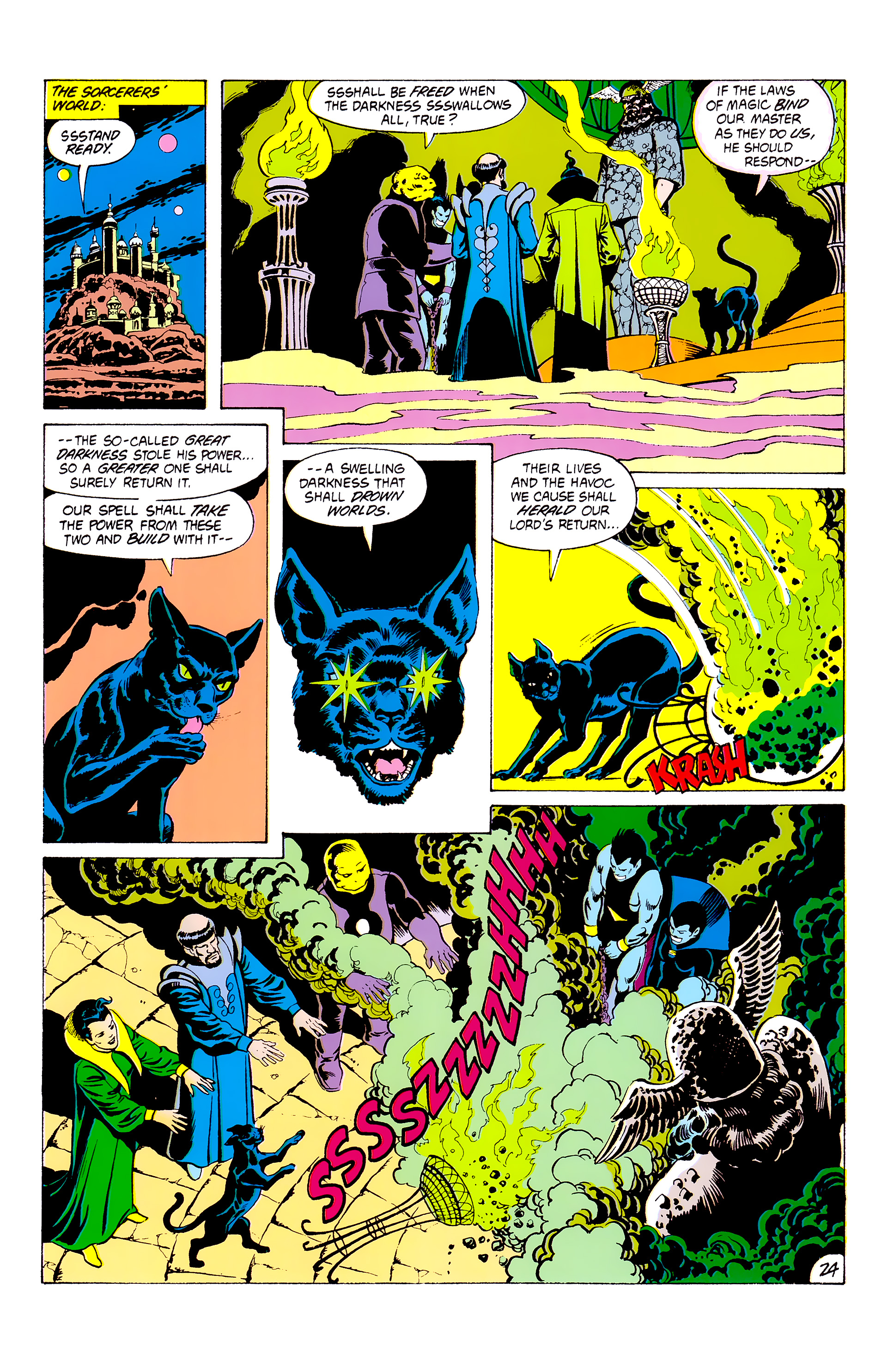Legion of Super-Heroes (1980) _Annual_3 Page 24