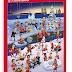 """Calendário de Natal do Bayern ainda tem imagem de Ancelotti, mas dá para """"colar"""" Jupp Heynckes por cima"""