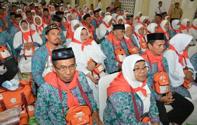 Besok, 235 Jamaah Haji Sinjai Tiba di Makassar
