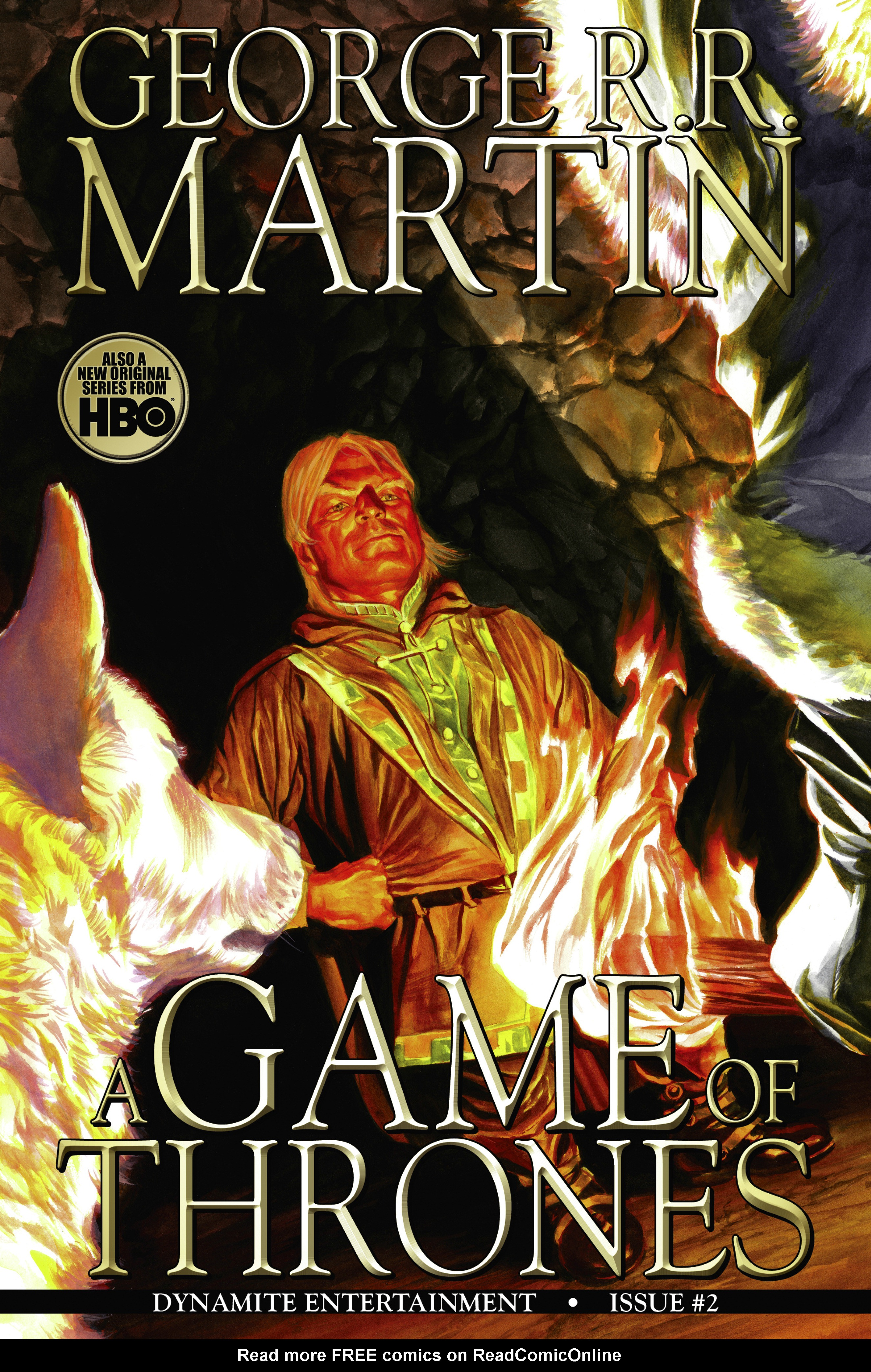 Read online A Game Of Thrones comic -  Issue #2 - 1