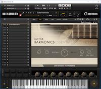 blog.fujiu.jp [HALion] 無償の Guitar Harmonics Essential を使う方法