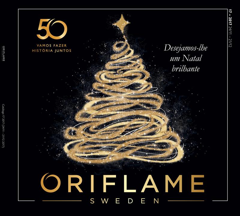 Catálogo 17 de 2017 da Oriflame