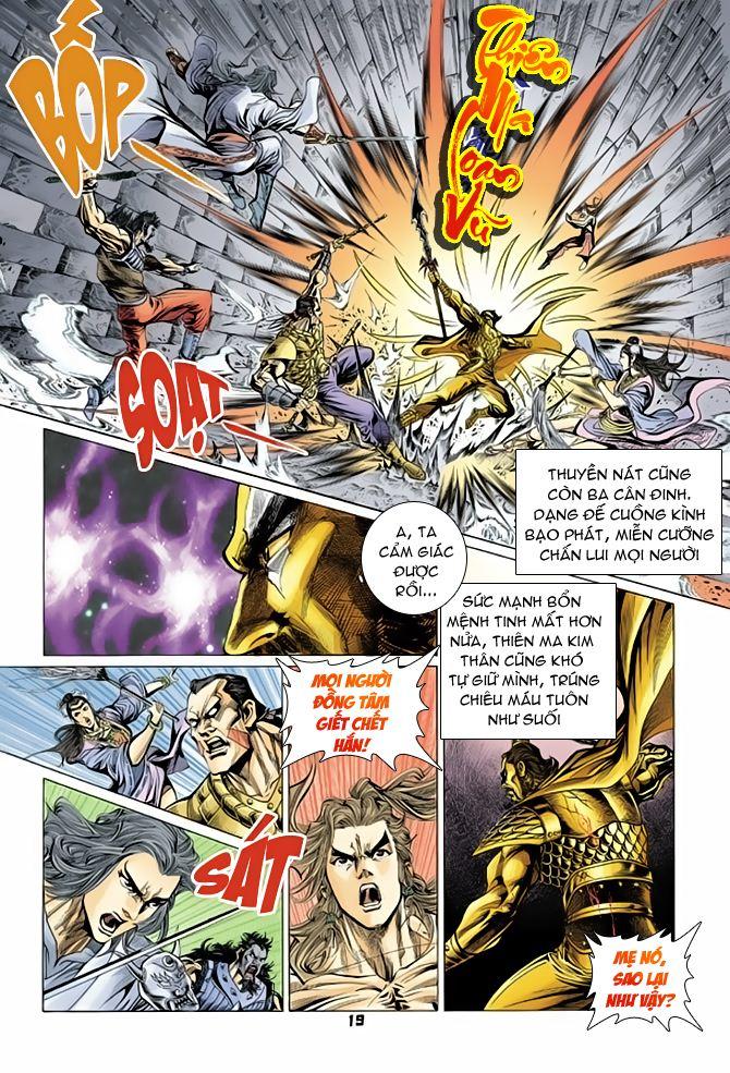 Đại Đường Uy Long chapter 64 trang 18