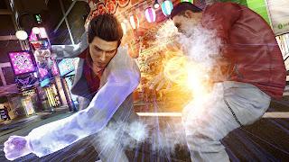 Yakuza Kiwami 2 Xbox 360 Background