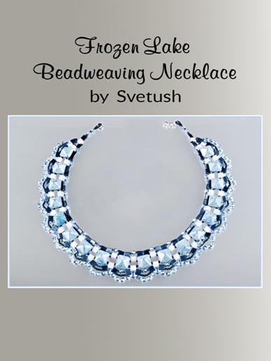 http://www.diyjewelrymaking.com/frozen-lake-beadweaving-necklace-by-svetush/