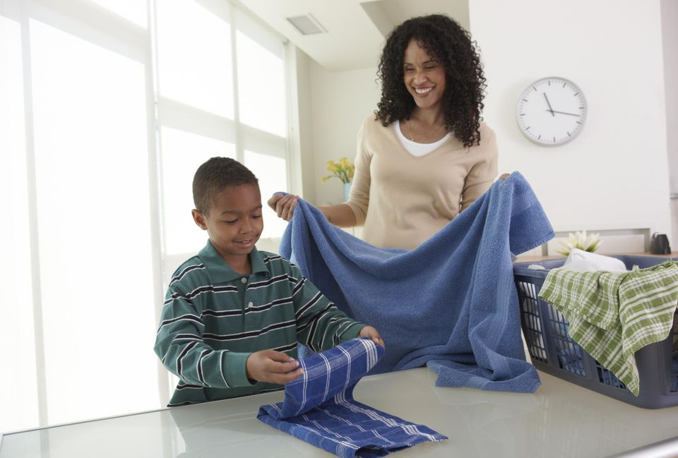 What Are Some Cleaning Skills Your Kids Should Learn