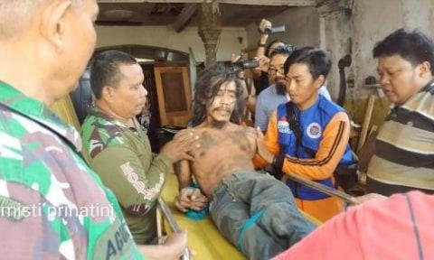 Caleg PKB Kabupaten Mojokerto Ditikam Orang Gila