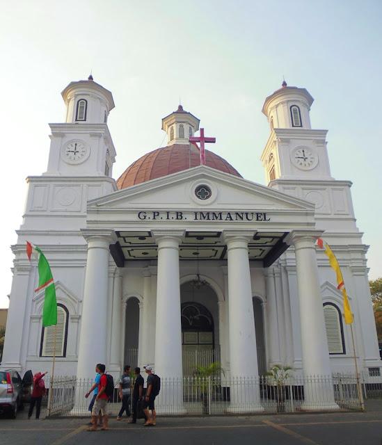 Jelajah Kota lama Semarang