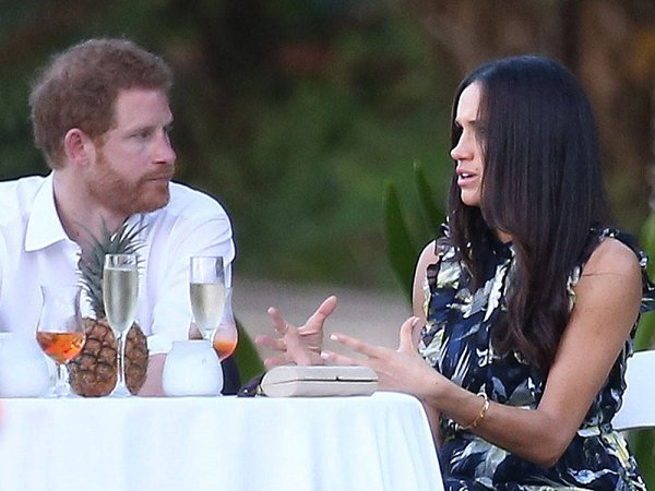 Prince Harry Went To Jamaica In Order Attend The Wedding Ceremony Of Tom