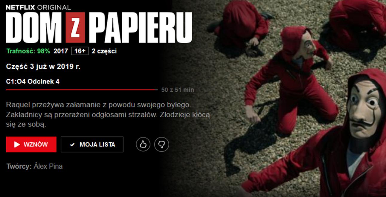 Seriale, które warto obejrzeć w serwisie Netflix