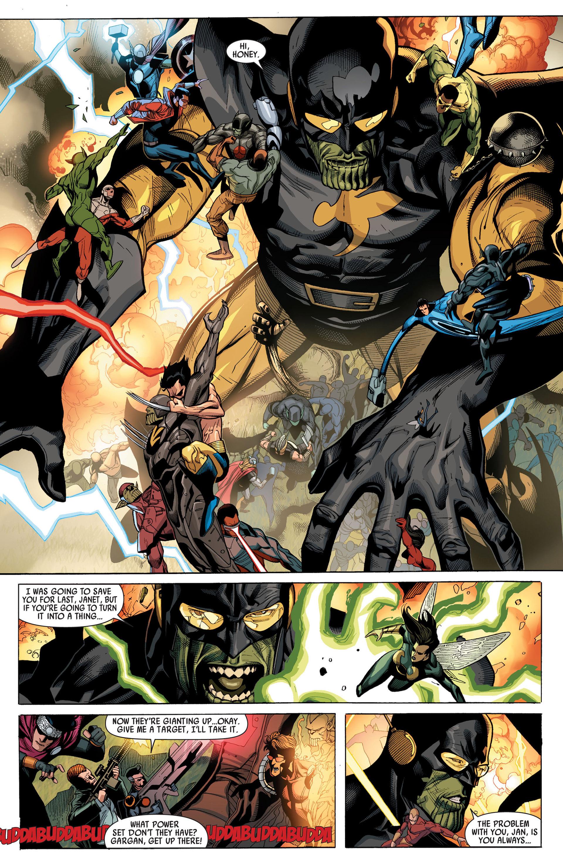 Read online Secret Invasion comic -  Issue #7 - 6