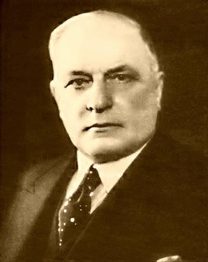 Alberto Bins, em 1940.