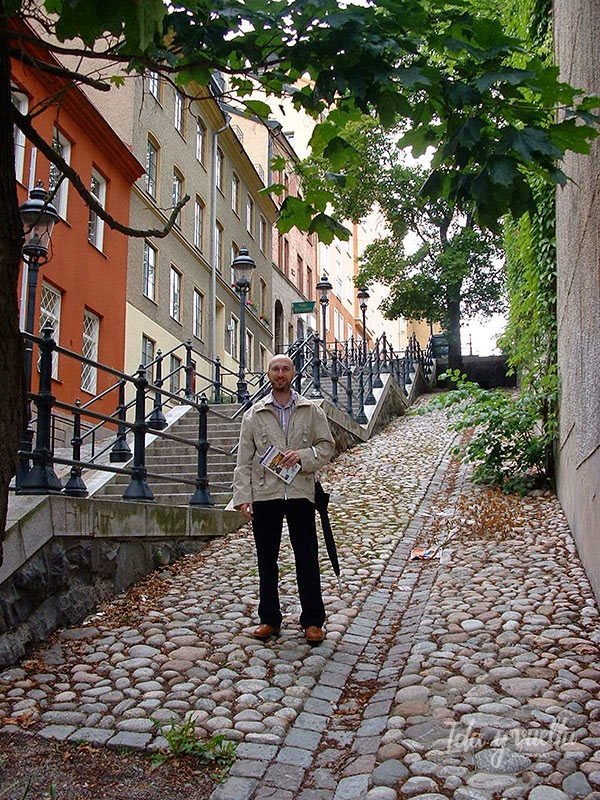 Calles de Söder