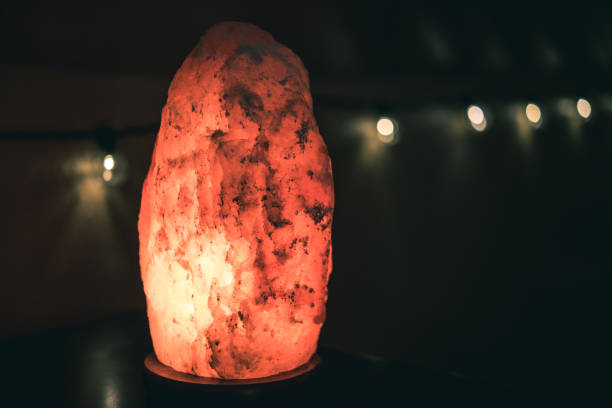 Rock salt lamp benefits