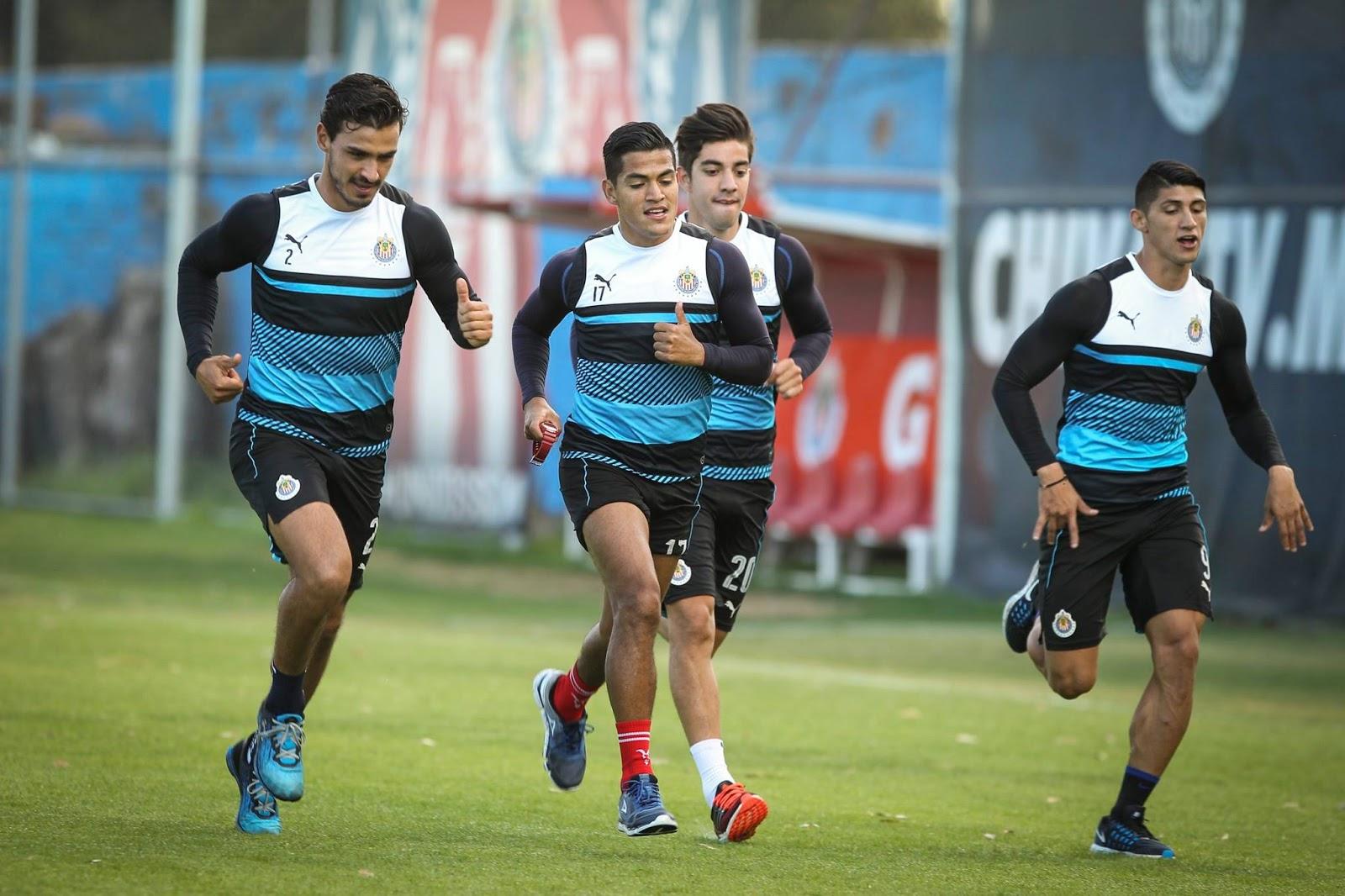 El Guadalajara está listo para buscar el triunfo ante Jaguares.